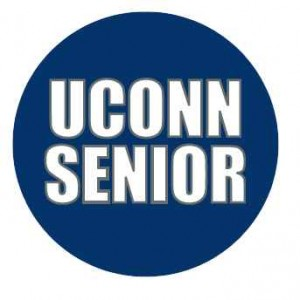 Senior Button - Transparent (with white writing)