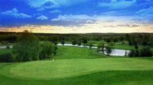 Golf Photo Sunset 2